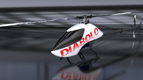 Model Helicopters, Planes, Drones and Cars - AccuRC 3rd Generation